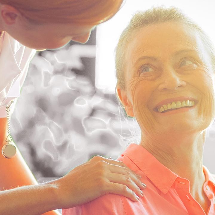 患者と向き合い医師のサポートをする仕事
